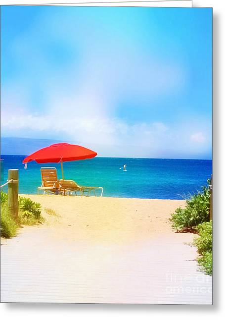 Summers Past Greeting Card