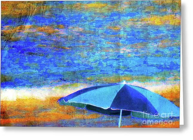 Summertime-iii Greeting Card by Susanne Van Hulst