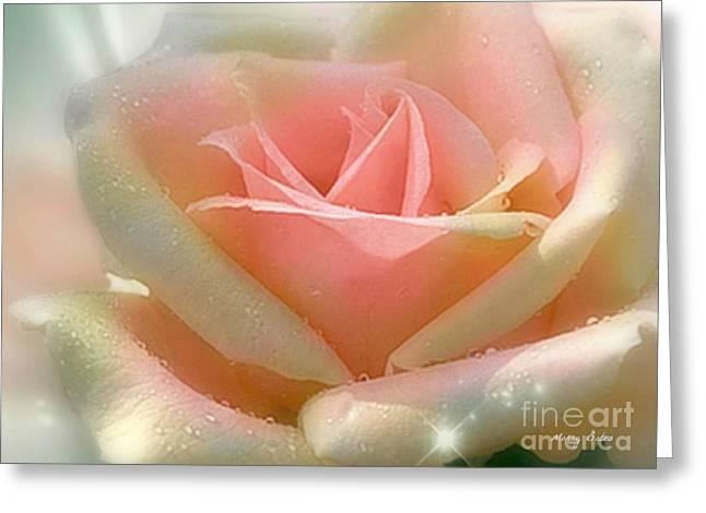 Sun Blush Greeting Card