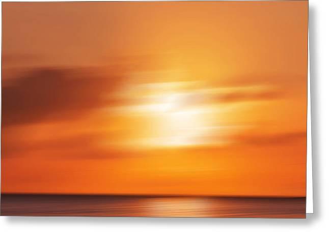 Sun Impressions Greeting Card