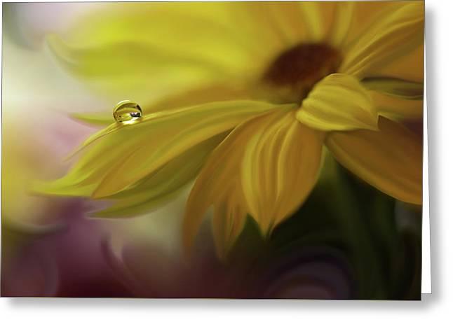 Sunbeam... Greeting Card by Juliana Nan