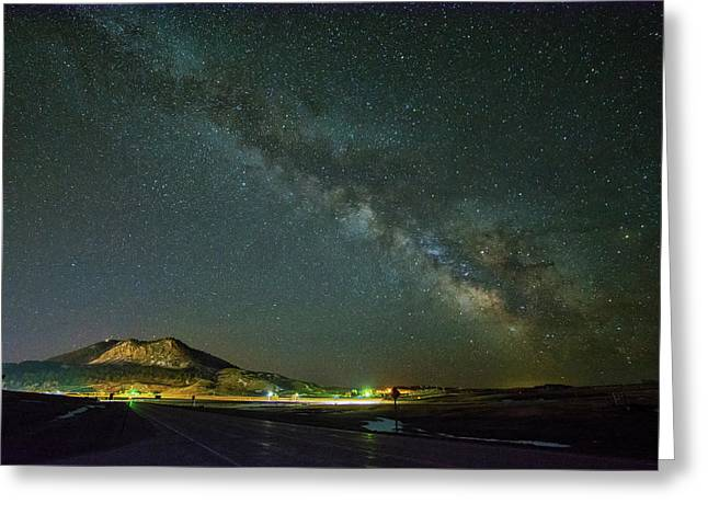 Sundance Milky Way Greeting Card
