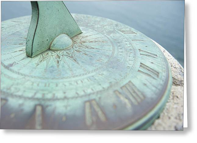 Sundial IIi Greeting Card