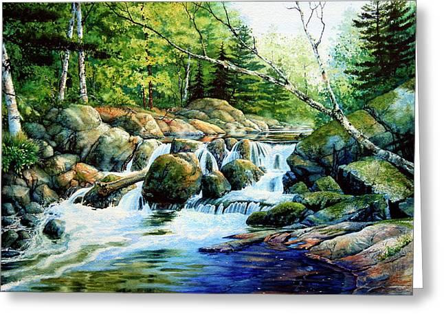 Sunfish Creek Greeting Card
