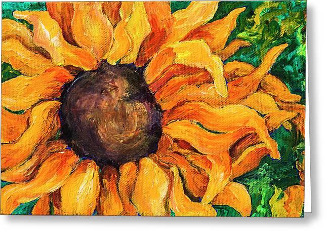 Sunflower #5 Greeting Card