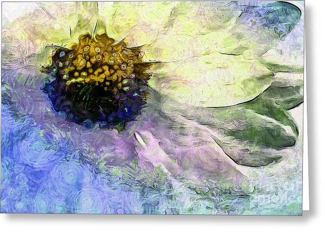 Sunflower Of Hope Greeting Card