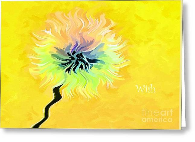 Sunny Day Wishes Greeting Card