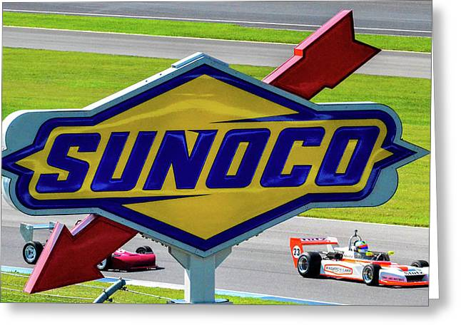 Sunoco Greeting Card