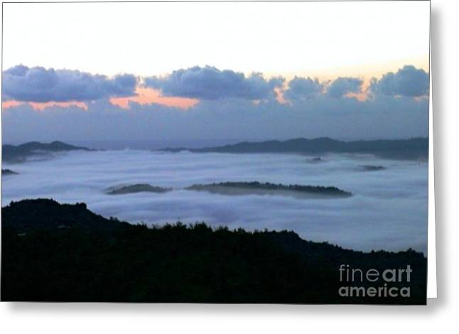 Greeting Card featuring the photograph Sunrise by The Art of Alice Terrill