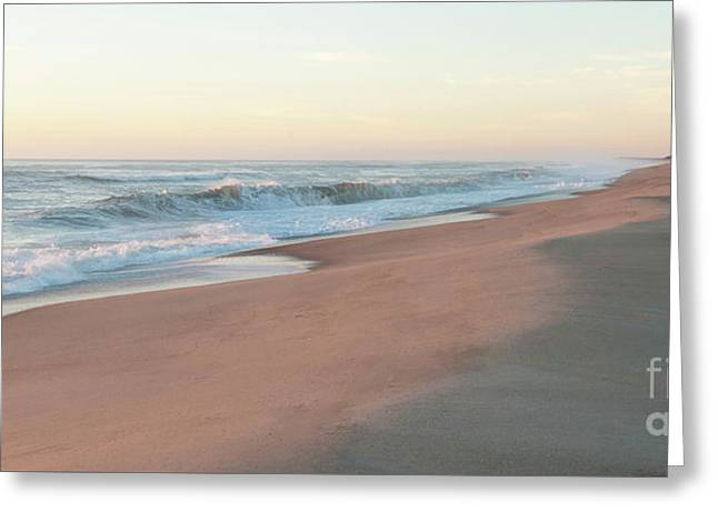 Sunrise At Nauset Greeting Card