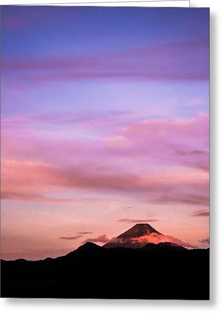 Sunrise Beauty Greeting Card by Shelby Young