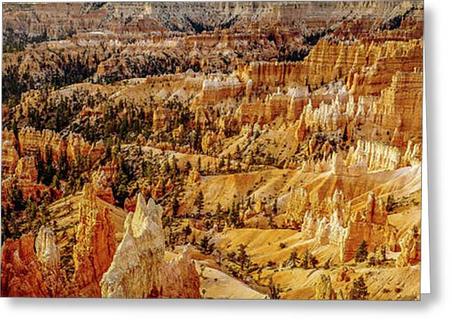 Sunrise Bryce Canyon Greeting Card
