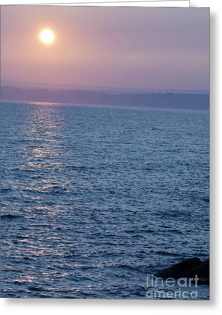 Sunrise Collectin Greeting Card