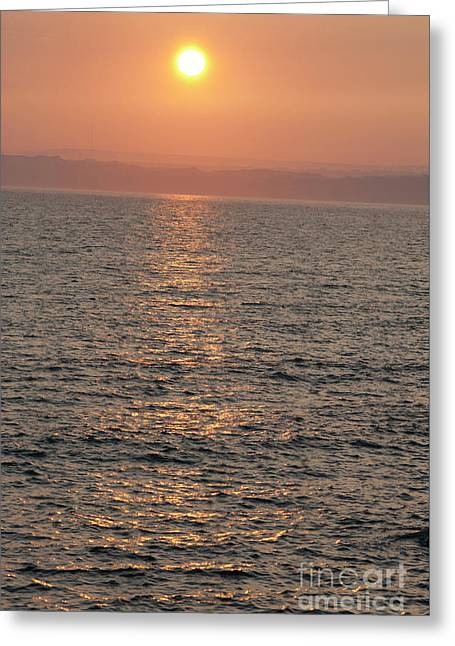 Sunrise Collection Greeting Card