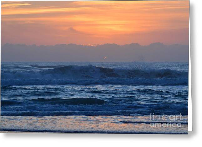Sunrise Dbs 5-29-16 Greeting Card