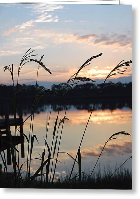 Sunrise In Grayton 3 Greeting Card by Robert Meanor