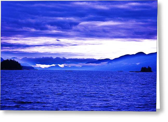 Sunrise In The San Juans Greeting Card by Helen Carson