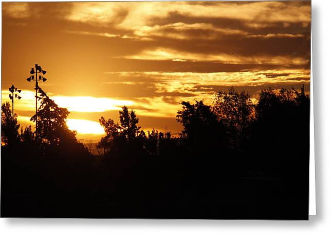 Greeting Card featuring the photograph Sunrise by Ivete Basso Photography