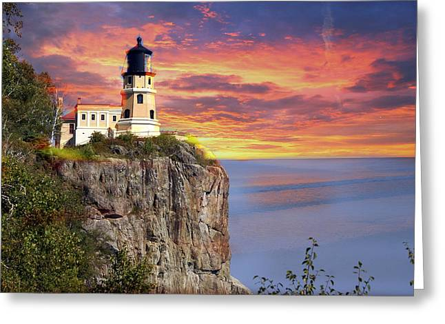 Sunrise Greeting Card by Marty Koch