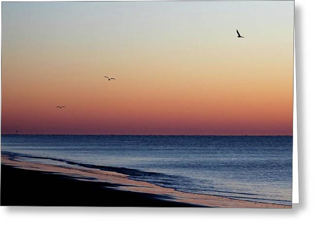 Sunrise On Hilton Head Greeting Card