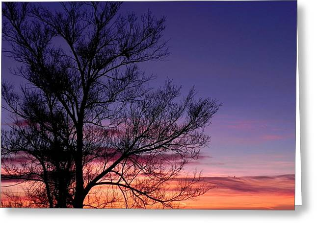 Sunrise, Sunrise Greeting Card