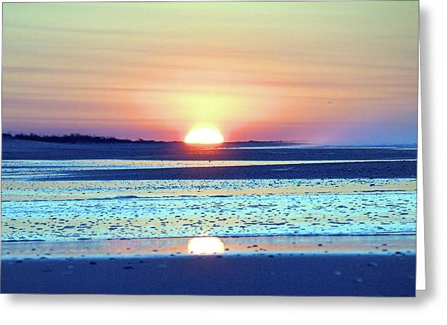 Sunrise X I V Greeting Card by Newwwman