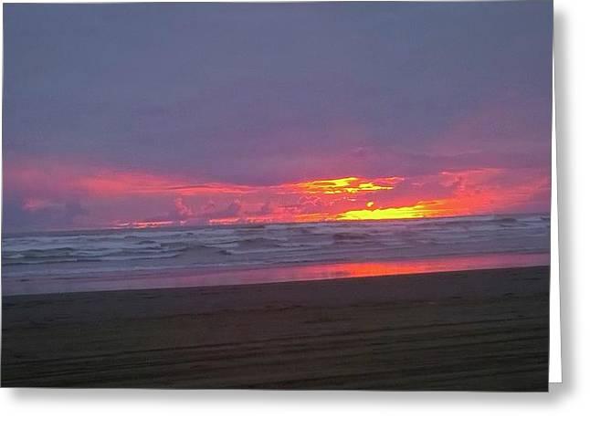 Sunset #9 Greeting Card