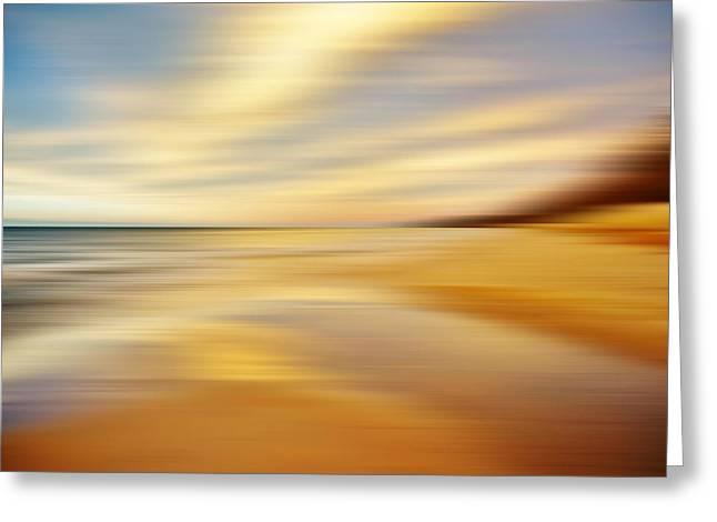 Sunset Breez'n Greeting Card