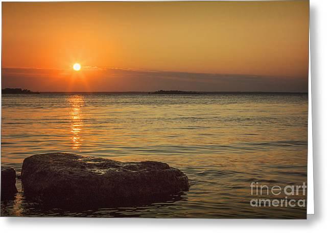 Sunset IIi Greeting Card