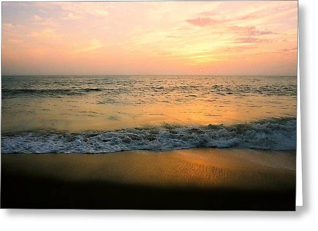 Sunset On Captiva Greeting Card