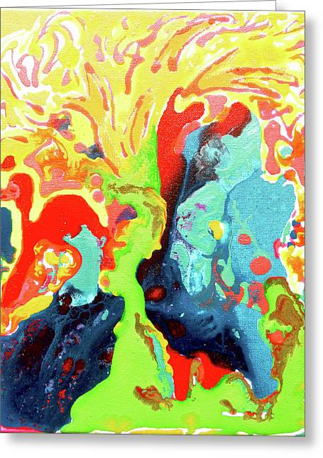 Sunsetting #9  Greeting Card by Joseph Demaree