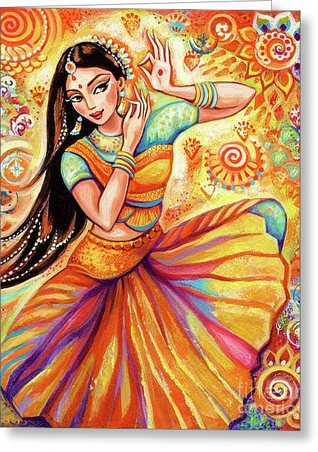Sunshine Dance Greeting Card