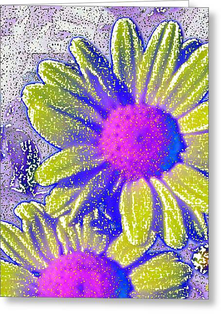 Sunshine Greeting Card by Michele Caporaso