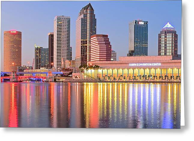 Sunshine State Greeting Card by Frozen in Time Fine Art Photography