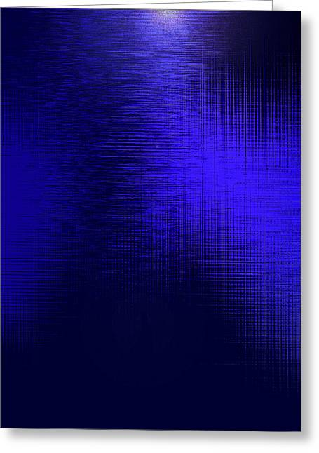 Greeting Card featuring the digital art Supplication 4 by Gina Harrison