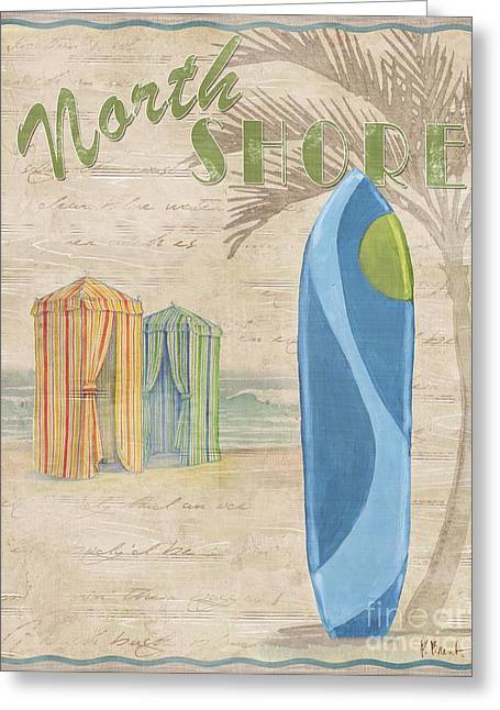 Surf City Iv Greeting Card