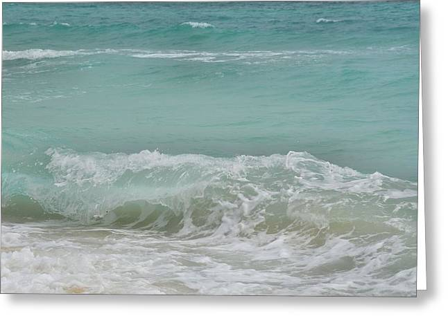 Surf Greeting Card by JAMART Photography