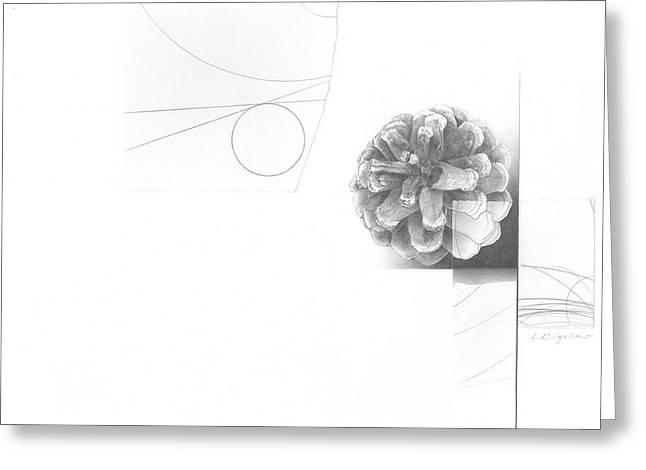 Surface No. 2 Greeting Card