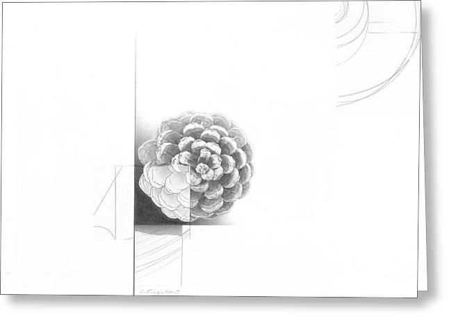 Surface No. 1 Greeting Card