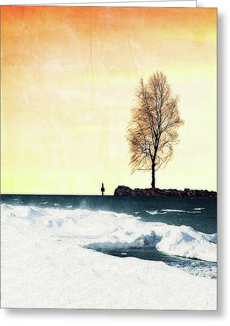 Surreal Day Greeting Card