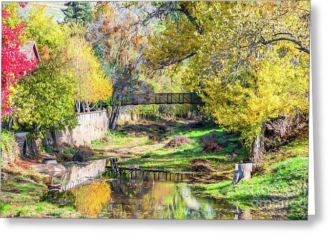 Sutter Creek Greeting Card