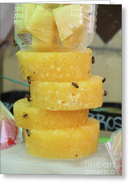 Sweet As Can Bee Greeting Card