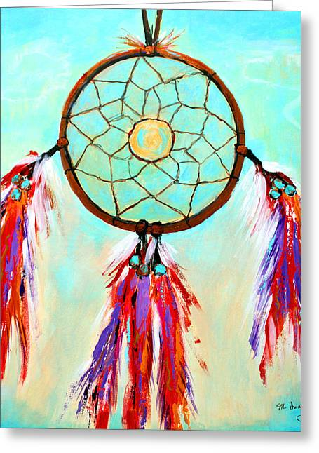 Sweet Dream Catcher Greeting Card