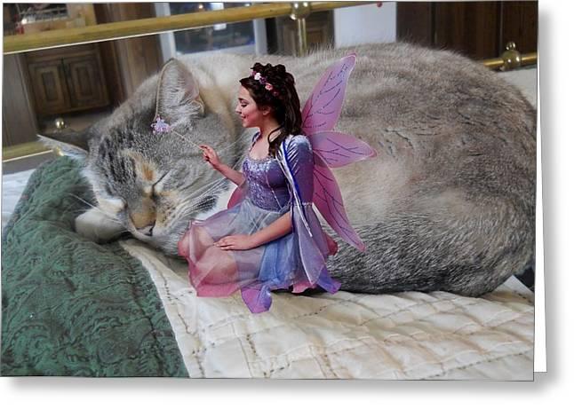 Sweet Dreams Weezy Greeting Card