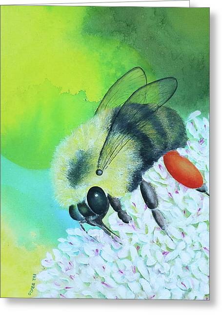 Sweet Harvest Greeting Card