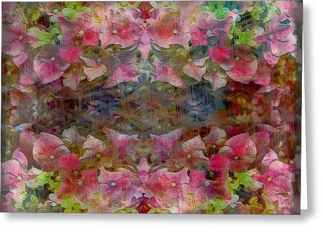 Sweet Pink Dreams Greeting Card