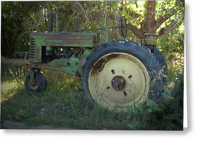 Greeting Card featuring the photograph Sweet Retirement by Tammy Sutherland
