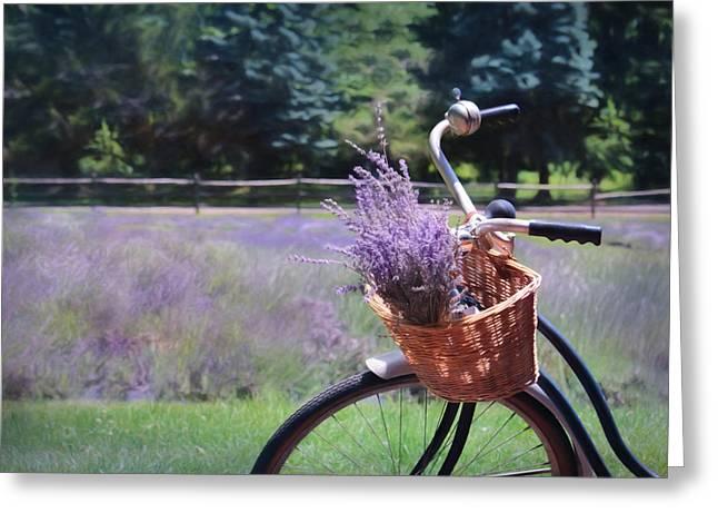 Sweet Ride Greeting Card