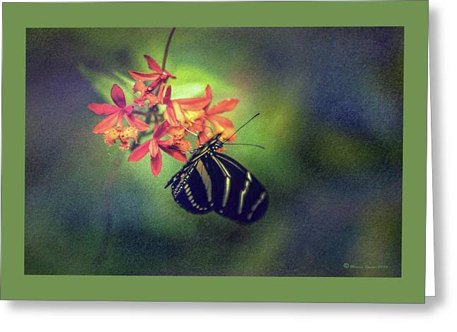 Sweet Times Greeting Card by Marvin Spates