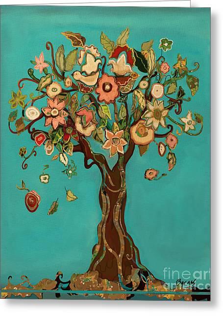Sweet Tree Greeting Card